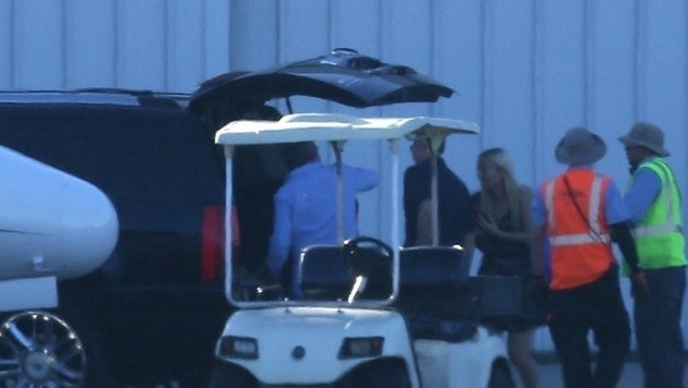 Harvey Weinstein auf dem Weg in die Suchtklinik in Arizona. (Bild: www.PPS.at)