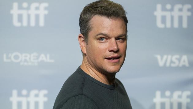Matt Damon (Bild: AFP)