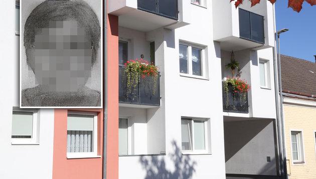 Erstochene 70-Jährige in Wohnung entdeckt (Bild: Helmut Horvath)