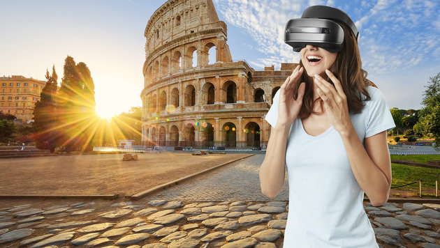 Lenovo bringt VR-Brille Explorer nach Österreich (Bild: Lenovo)