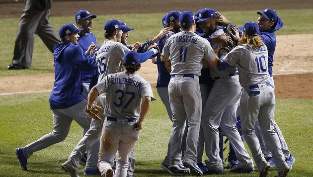 Baseball: Los Angeles entthront Chicago (Bild: AP)