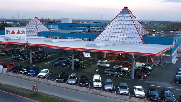 Sanierung geplatzt: Haas Elektro wird liquidiert (Bild: Kronen Zeitung)