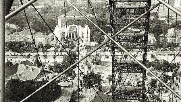 Fotografien um 1910 zeigen: Wien bleibt Wien (Bild: Emil Mayer)