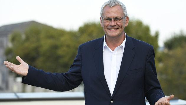 ÖVP-Landesparteiobmann im Burgenland, Thomas Steiner (Bild: APA/ROBERT JAEGER)