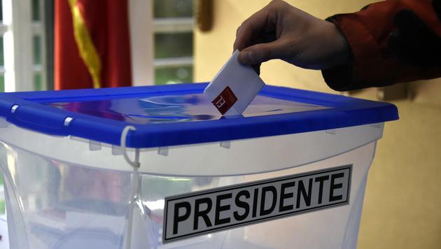 Konservativer Pinera wird erneut Chiles Präsident (Bild: AFP)