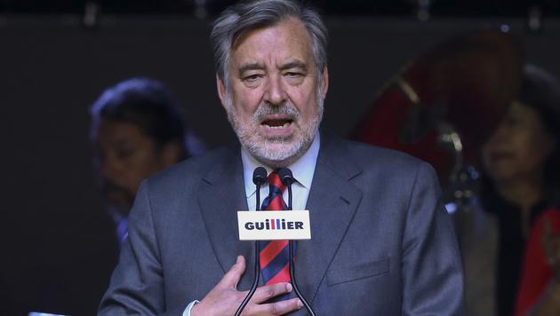 Alejandro Guillier (Bild: AFP)