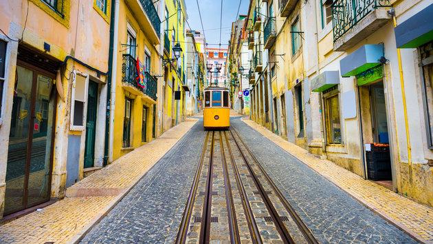 Lissabon: Fahrt ins große Abenteuer (Bild: stock.adobe.com)