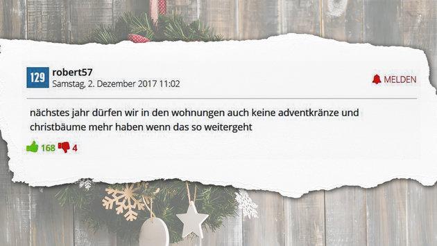 Adventkränze: Große Empörung über Verbot (Bild: krone.at, stock.dobe.com, krone.at-Grafik)