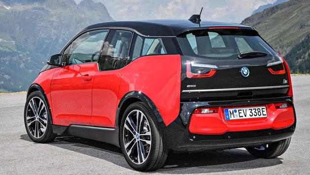 BMW-Teststrecke für autonome Autos in Tschechien (Bild: BMW)
