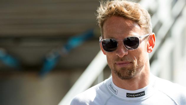Button fährt 2018 für Honda in Japans Super GP (Bild: AFP)