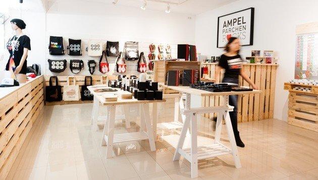 """""""Wow! Das sind die coolsten Shops der City (Bild: Ampelpärchen Rocks)"""""""