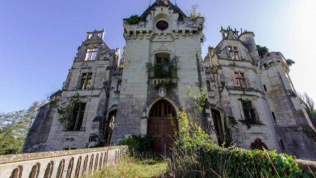 Wasserschloss fand online 6500 neue Besitzer (Bild: https://dartagnans.fr)