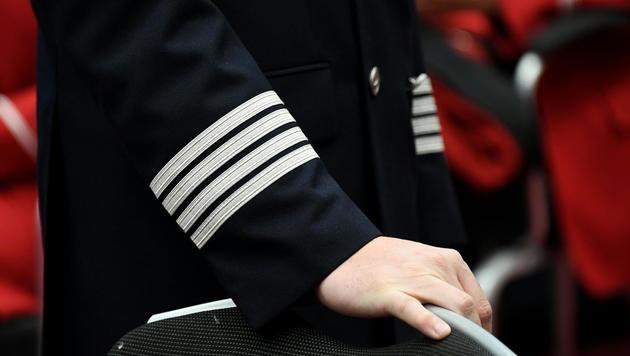 AUA-Betriebsversammlung: 20 Flüge gestrichen (Bild: APA/HELMUT FOHRINGER)