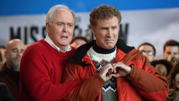 """Daddy""s Home 2"": Patchwork-Chaos mit Ferrell (Bild: Paramount Pictures)"