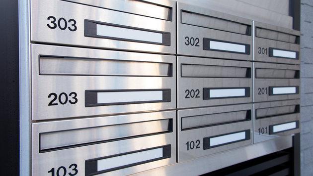 Vibrator in Briefkasten sorgt für Polizeieinsatz (Bild: stock.adobe.com)