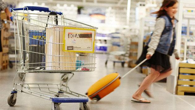 """Neues IKEA-Haus soll am Westbahnhof entstehen (Bild: ikea.com)"""