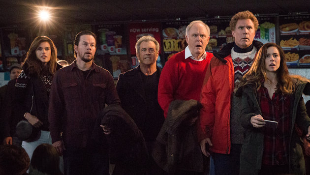 'Daddy's Home 2': Patchwork-Chaos mit Ferrell (Bild: Paramount Pictures)