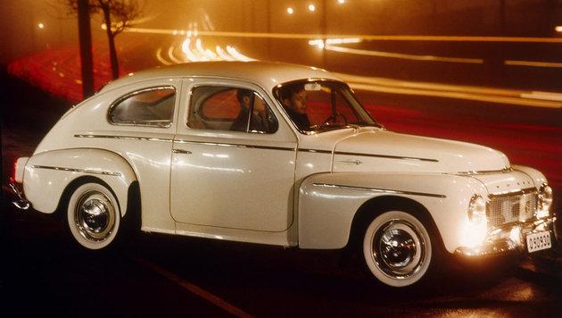 Volvo PV 544 ab 1958 (Bild: Volvo)