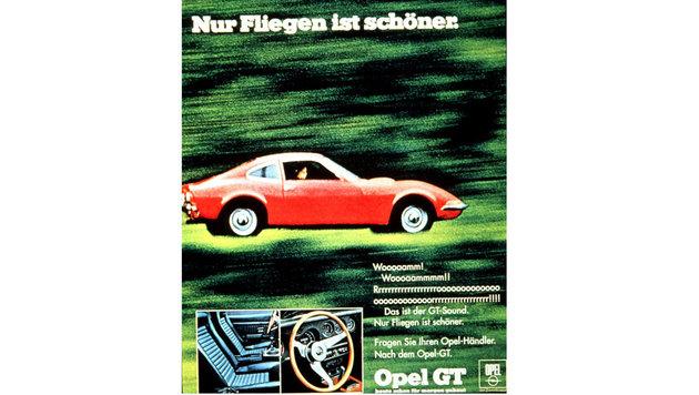 Opel GT ab 1968 (Bild: Opel)