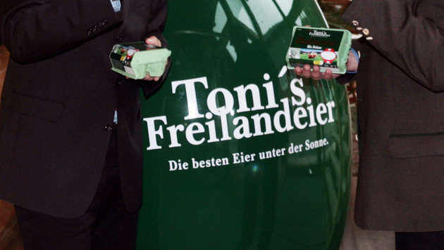 Aus für Toni's Freilandeier vorerst abgewendet (Bild: Müller Transporte)