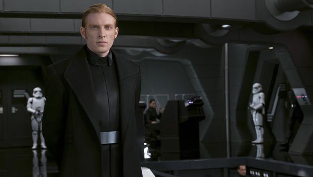 Domhnall Gleeson als General Hux (Bild: Lucasfilm)