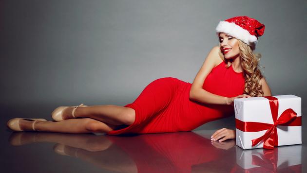Heiße Weihnachten - im Bett und in der Küche (Bild: dariyad/stock.adobe.com)