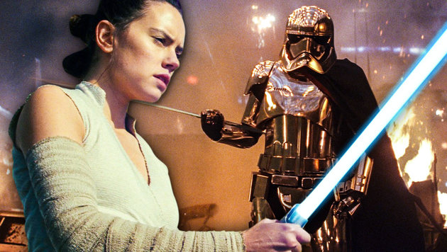 """Der dunkelste """"Star Wars"""" aller Zeiten (Bild: Walt Disney Studios Motion Picture, krone.at-Grafik)"""