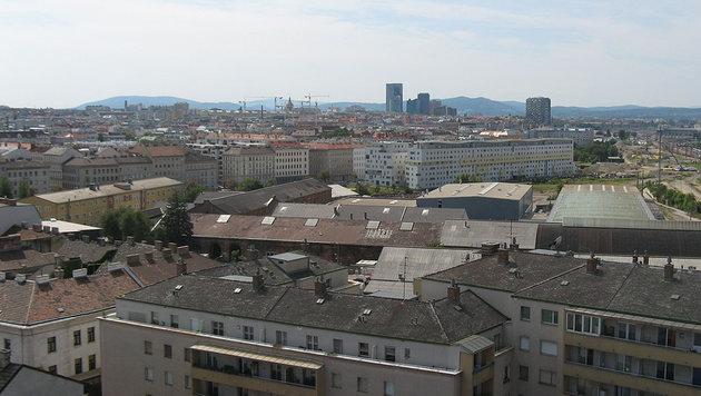 Die beliebtesten Bezirke in Wien (Bild: Wikipedia)
