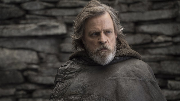Luke Skywalker (Mark Hamill) (Bild: Lucasfilm)