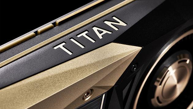 Titan V: Neue Top-Grafikkarte bricht alle Rekorde (Bild: Nvidia)