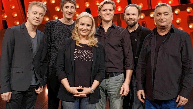 """""""Kabarettgipfel"""": Die Lachnummern des Jahres (Bild: ORF)"""