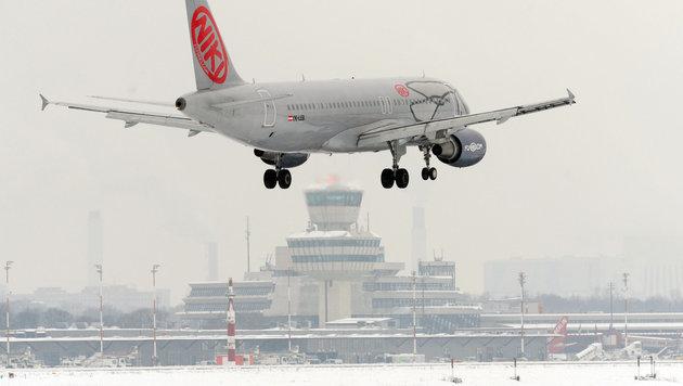 Kleine Schweizer Fluglinie will Niki übernehmen (Bild: APA/dpa/Rainer Jensen)