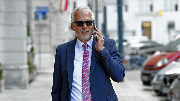 Josef Moser: Ex-Blauer nun türkiser Justizminister (Bild: Reinhard Holl)