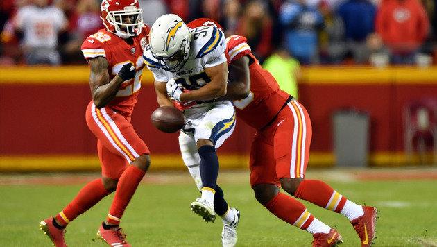Kansas City macht Schritt Richtung NFL-Play-off (Bild: Getty Images)