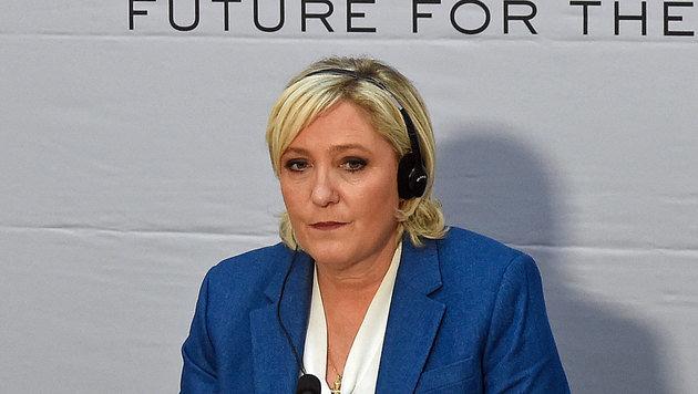 Marine Le Pen (Bild: APA/AFP/Michal CIZEK)