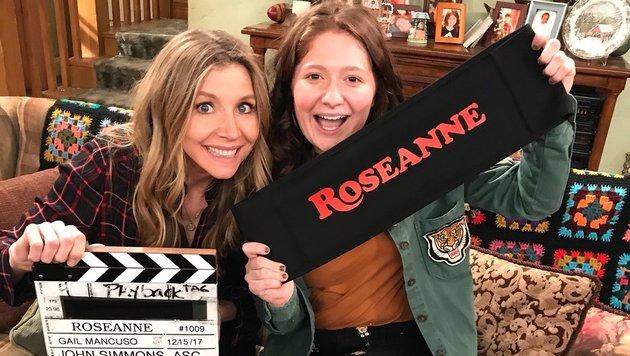 Die Kultfamilie von Roseanne kehrt zurück. (Bild: twitter.com)