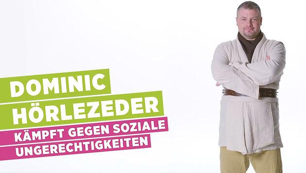 NÖ-Grüne: Für Wahlen lustig sein du musst ... (Bild: YouTube.com)