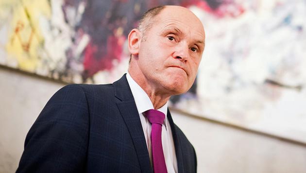 Wolfgang Sobotka (Bild: APA/EXPA/MICHAEL GRUBER)