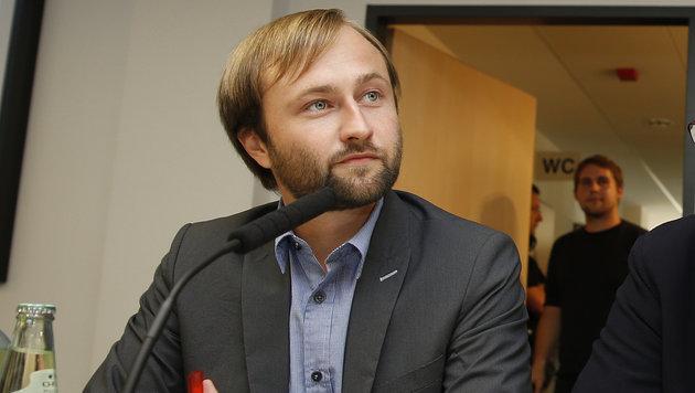 Lercher ist der neuer SPÖ-Bundesgeschäftsführer. (Bild: APA/ERWIN SCHERIAU)