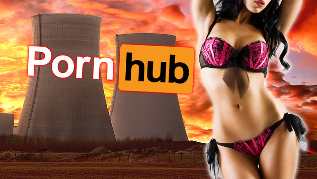 So viel Energie frisst das globale Porno-Streaming (Bild: stock.adobe.com, krone.at-Grafik)