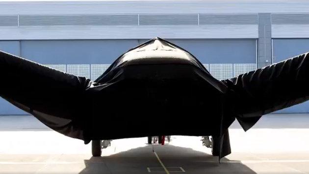 Was kann der mysteriöse Geheim-Jet von Boeing? (Bild: Boeing)