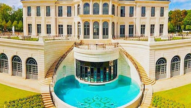 Saudi-Prinz kaufte sich das teuerste Haus der Welt (Bild: Instagram)