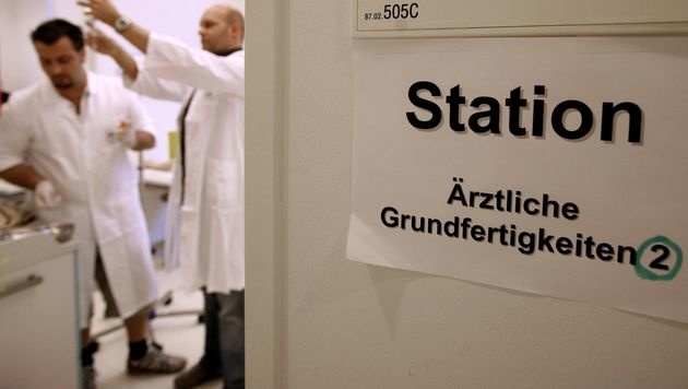 Deutsches Verfassungsgericht kippt Numerus clausus (Bild: APA)