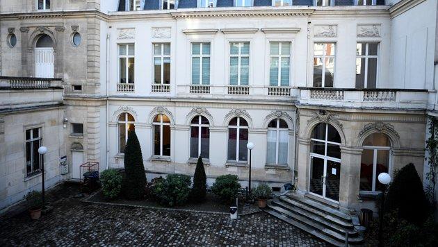 Paris: Sozialisten verkaufen Parteisitz um 45 Mio. (Bild: AFP)