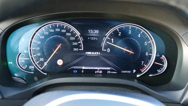 BMW X3 M40i: Der will nicht nur spielen (Bild: Stephan Schätzl)