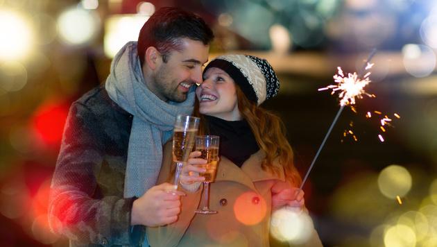 Silvester ohne Erkältung (Bild: drubig-photo/stock.adobe.com)