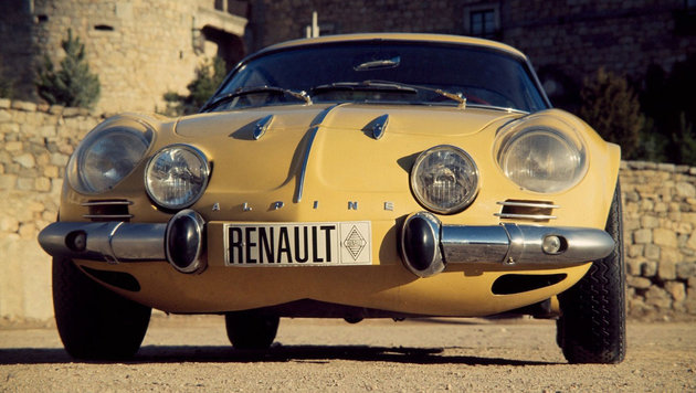 Alpine A 110 (Bild: Renault)
