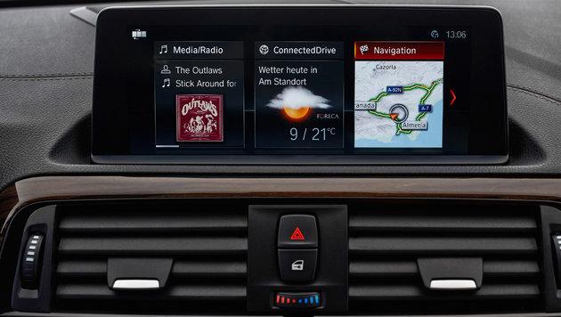 BMW M240i Cabrio: Luftnummer am Ende der Polarität (Bild: BMW)