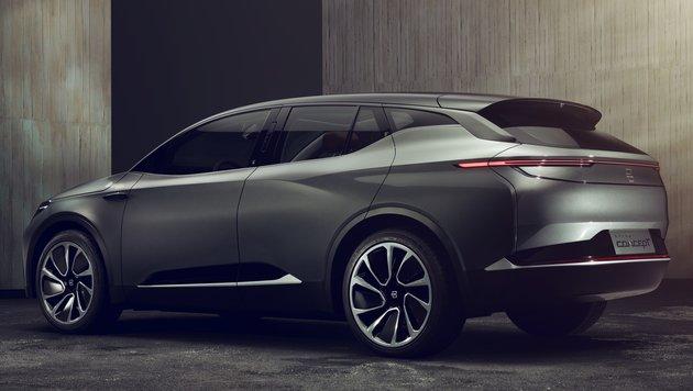 Revolutioniert die neue Marke Byton die Autowelt? (Bild: Byton)