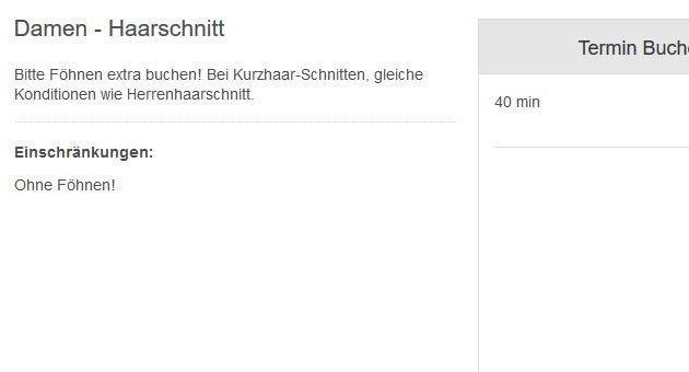 """""""Aufruhr um ungleiche Preise in Wiener Friseursalon (Bild: www.feinschnitt.at)"""""""